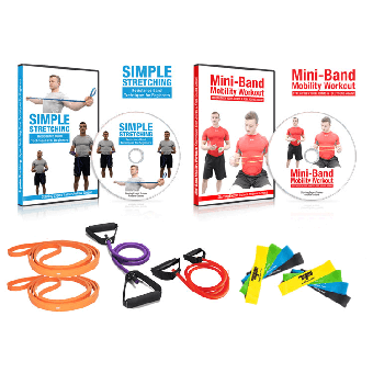 Resistance Band Challenger Package