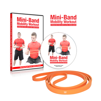 Mobility Workout DVD + SuperBand Package
