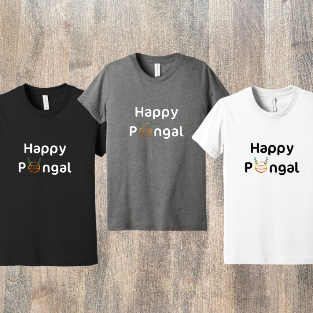 HAPPY PONGAL MOMMY & ME T-SHIRT