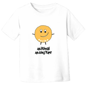 PERSONALIZED MITHAI MONSTER T-SHIRT