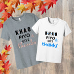 MOMMY & ME - BE THANKFUL T-SHIRT