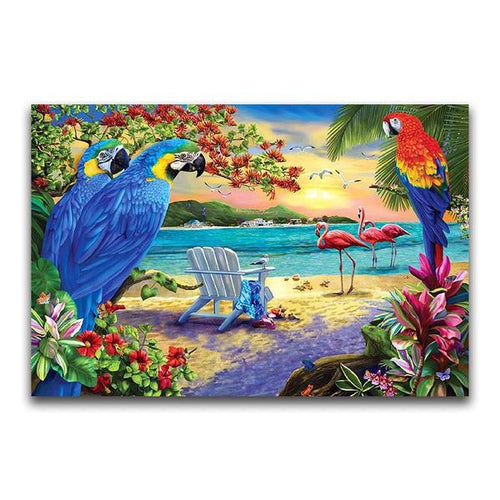 Beach Flower Sea Bird