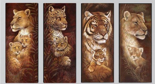 Diamond Painting Dieren Lang Collectie - Diamond Painting Store