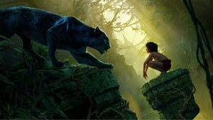 Diamond Painting Disney the Jungle Book 30x20cm - Diamond Painting Store