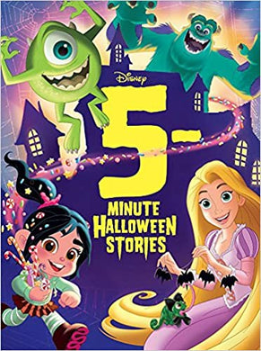 5-Minute Halloween Stories ( 5-Minute Stories )