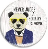 Never Judge A Book By Its Movie Magnet