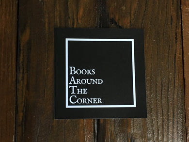 Books Around The Corner Magnet