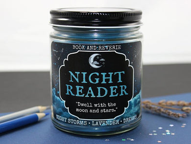 Night Reader Candle