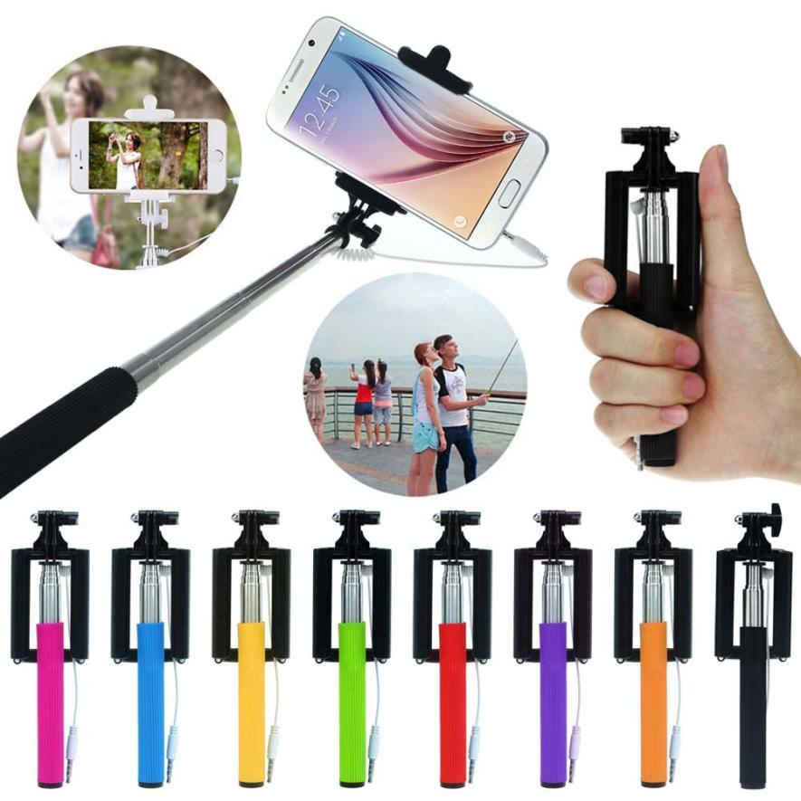 Handheld Extendable Selfie Stick