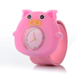3D Cartoon Kids Wrist Watches