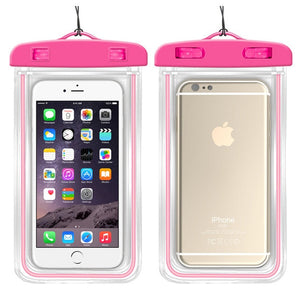Waterproof Snowproof Phone Cover for Iphone Samsung Smartphone
