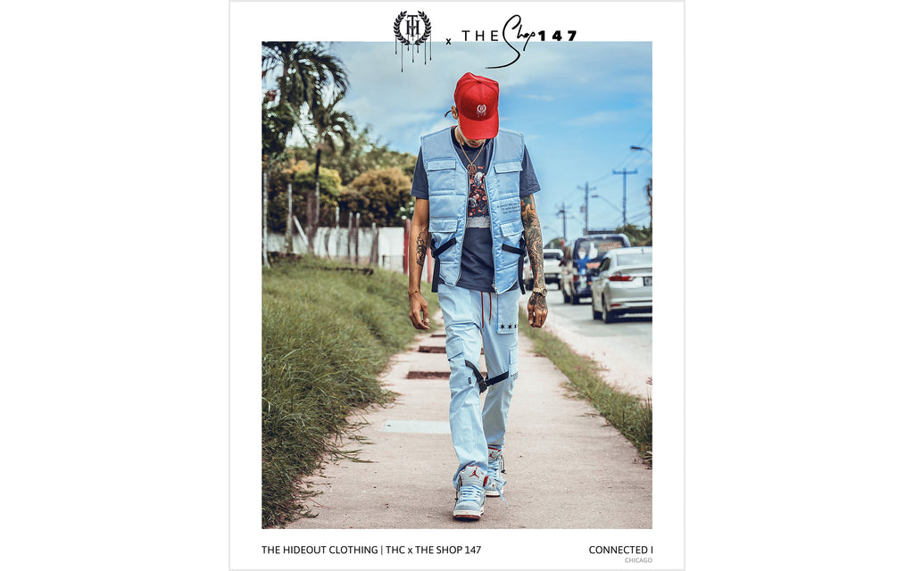 Connected | The Shop 147 | The Hideout Clothing | THC | Streetwear