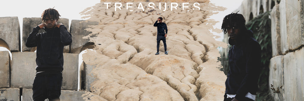 Hidden Treasures | Streetwear Collection | urbanwear | hypebeast