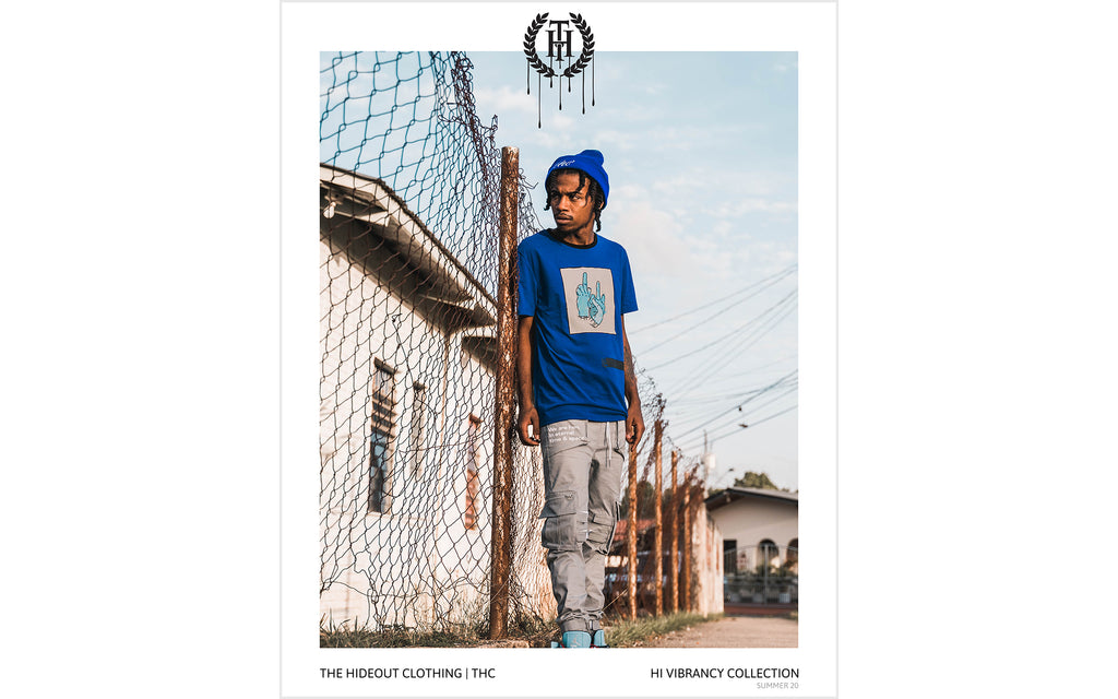 Hi Vibrancy | The Hideout Clothing | THC | Streetwear