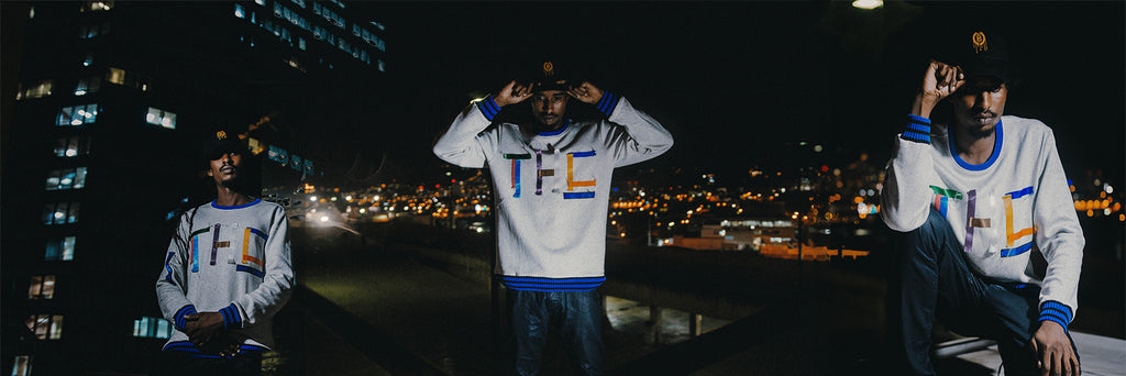 streetwear clothing | THC crewneck sweater
