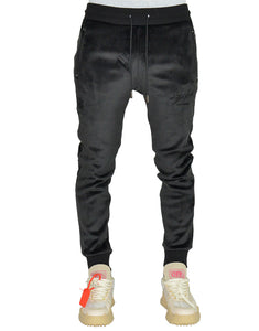 Blessed Velour Sweatpants | THC | Streetwear | urbanwear