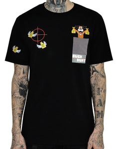 Buck Hunt Pocket Tee | Streetwear | Casual | Mens | Urban | Hypebeast