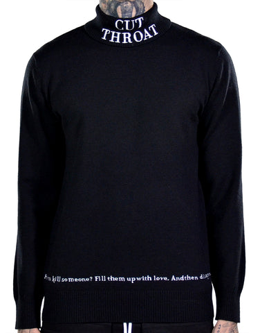 THC | Cut Throat | Turtleneck | Streetwear