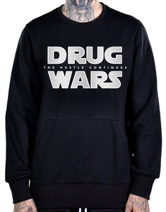 THC | Drug Wars | Crewneck Sweater | Streetwear