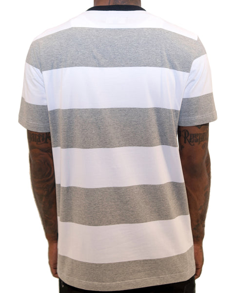 No Existence Stripe Tee