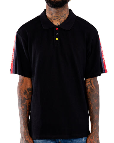 Knowledge Reign Extended Polo | THC | Streetwear | hypebeast