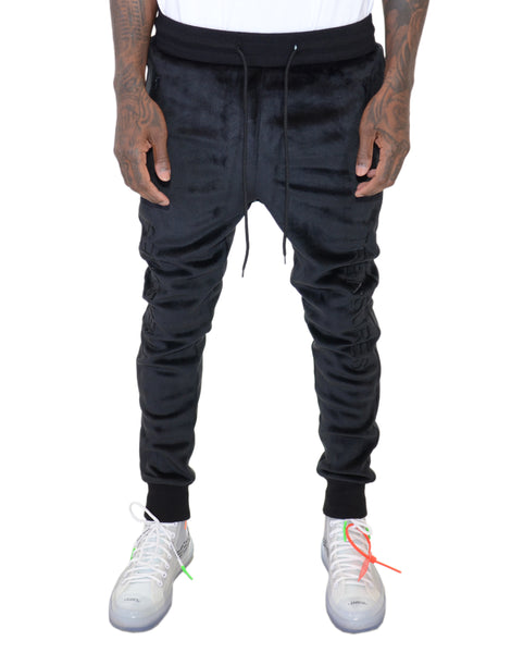 Hidden Treasures Velour Sweatpants | THC | Streetwear | urbanwear