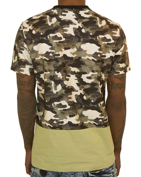 Chinese Camouflage Tee | THC | Streetwear brands | hypebeast