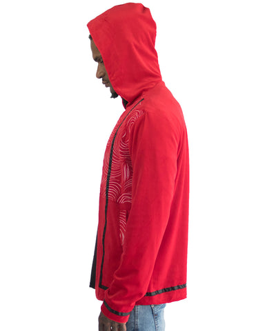 Passion Velour Hoodie