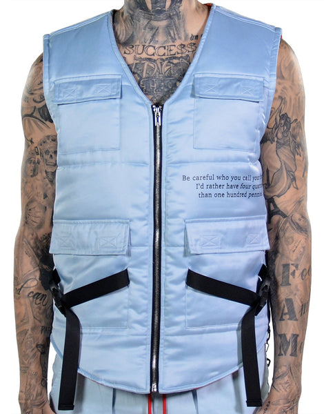 The Hideout Clothing | THC | The Shop 147 | Puffer Vest | Streetwear