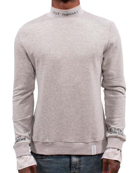 Cut Throat Turtleneck | THC | Streetwear brand | urbanwear | hypebeast