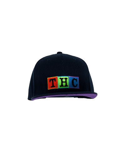 Small Blocks Snapback