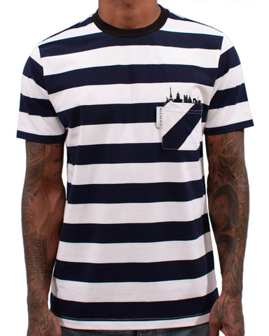 Skyline Pocket Tee