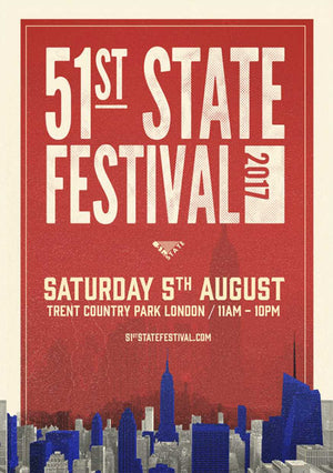 GROOVE ODYSSEY @ 51ST STATE FESTIVAL 2017