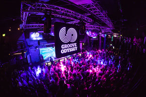 GROOVE ODYSSEY 10TH BIRTHDAY