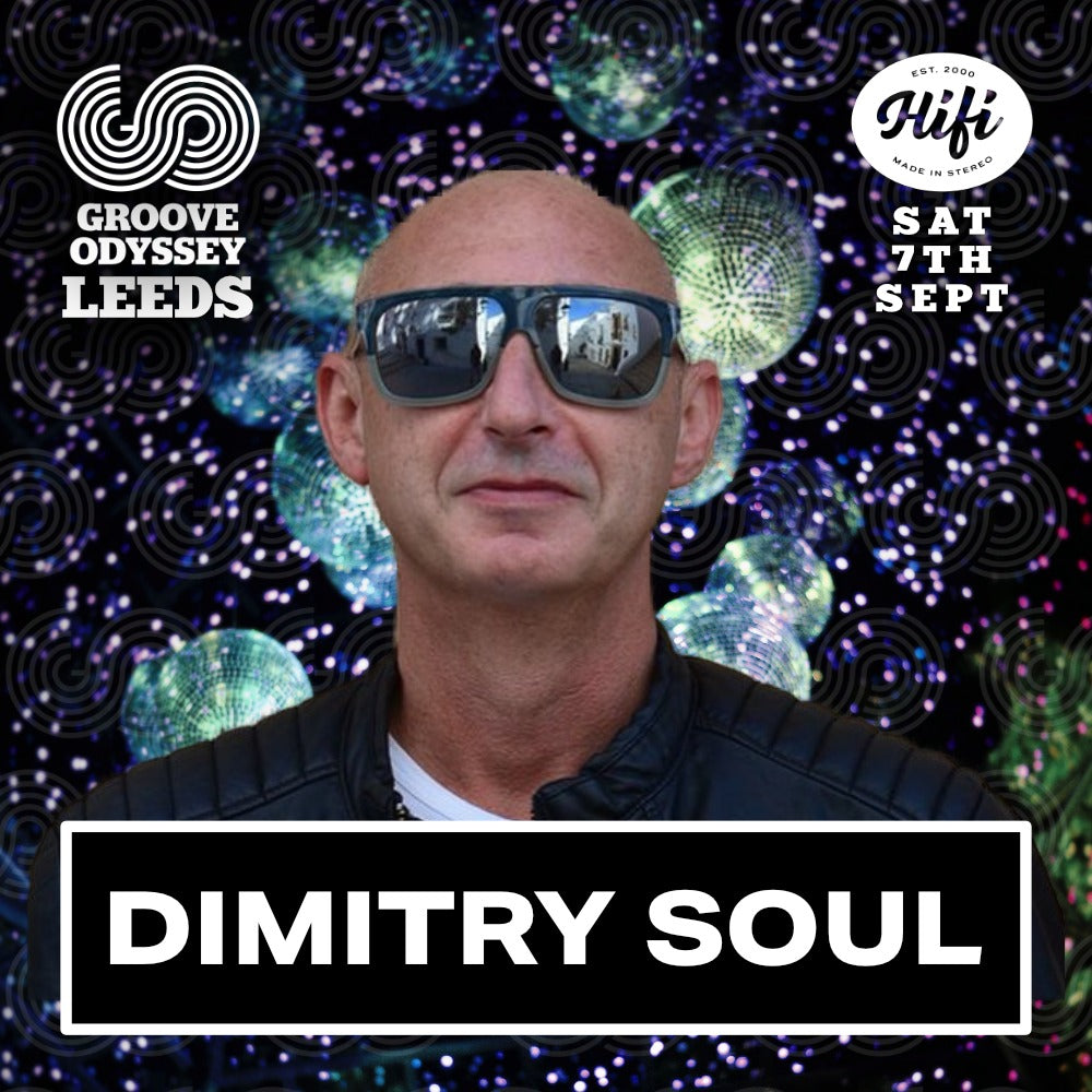 Dimitry Soul Groove Odyssey Leeds Promo Mix Sep 2019