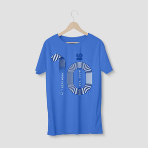 GROOVE ODYSSEY 10TH ANNIVERSARY LIMITED EDITION T SHIRT