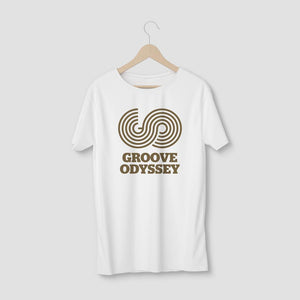 GROOVE ODYSSEY LOGO T SHIRT