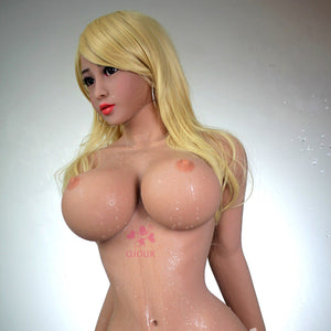 165cm Joy Custom Fully Moveable Sex Dolls True Dolls