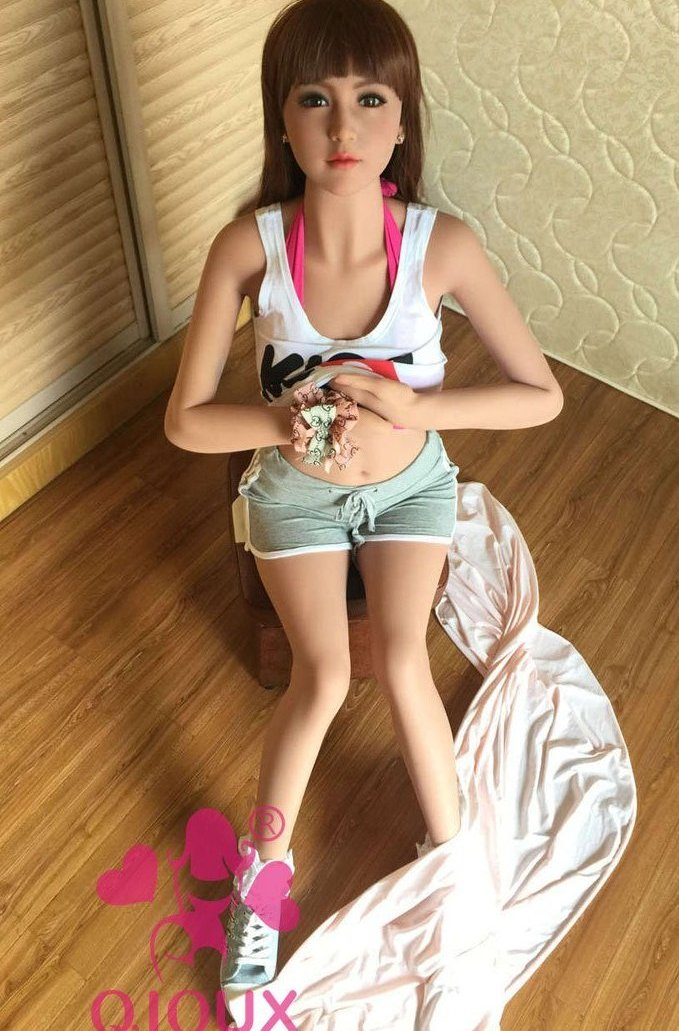 140cm Babe TPE Sex Angel Doll