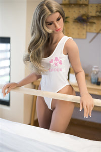 158cm Yasmin real love doll costumed TPE real doll
