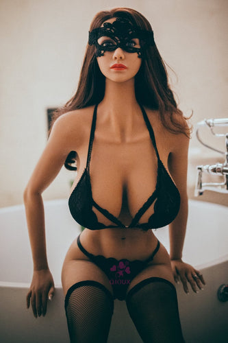 165cm Hanna Sex Doll online F-Cup Toned Sex Doll Body
