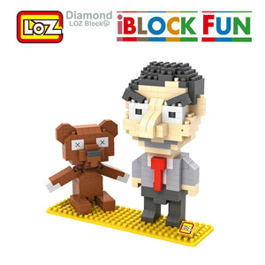 iBlock Fun Mr. Bean