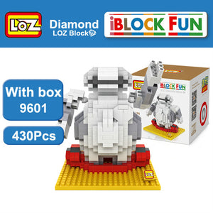 iBlock Fun Baymax Big Hero 6