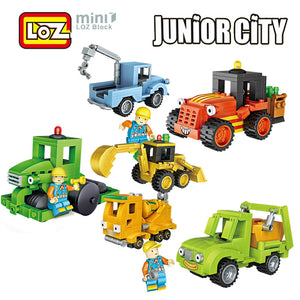 LOZ City Engineer - Juniorcity | LOz blocks