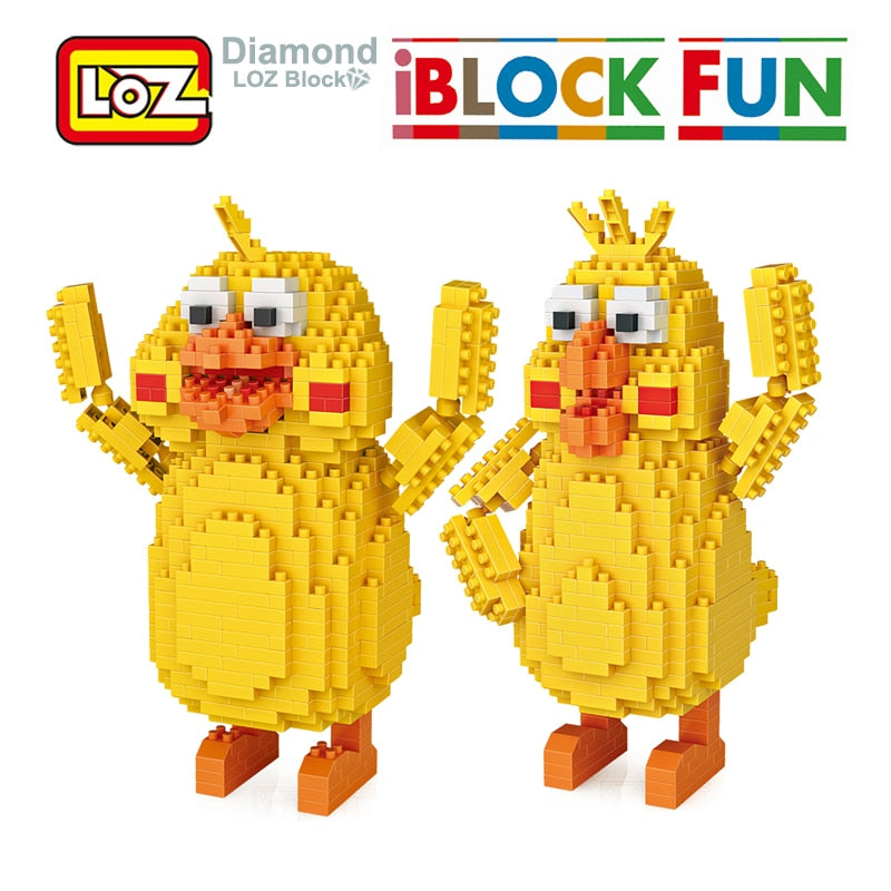 iBlock Fun Poinko Parrot Brother