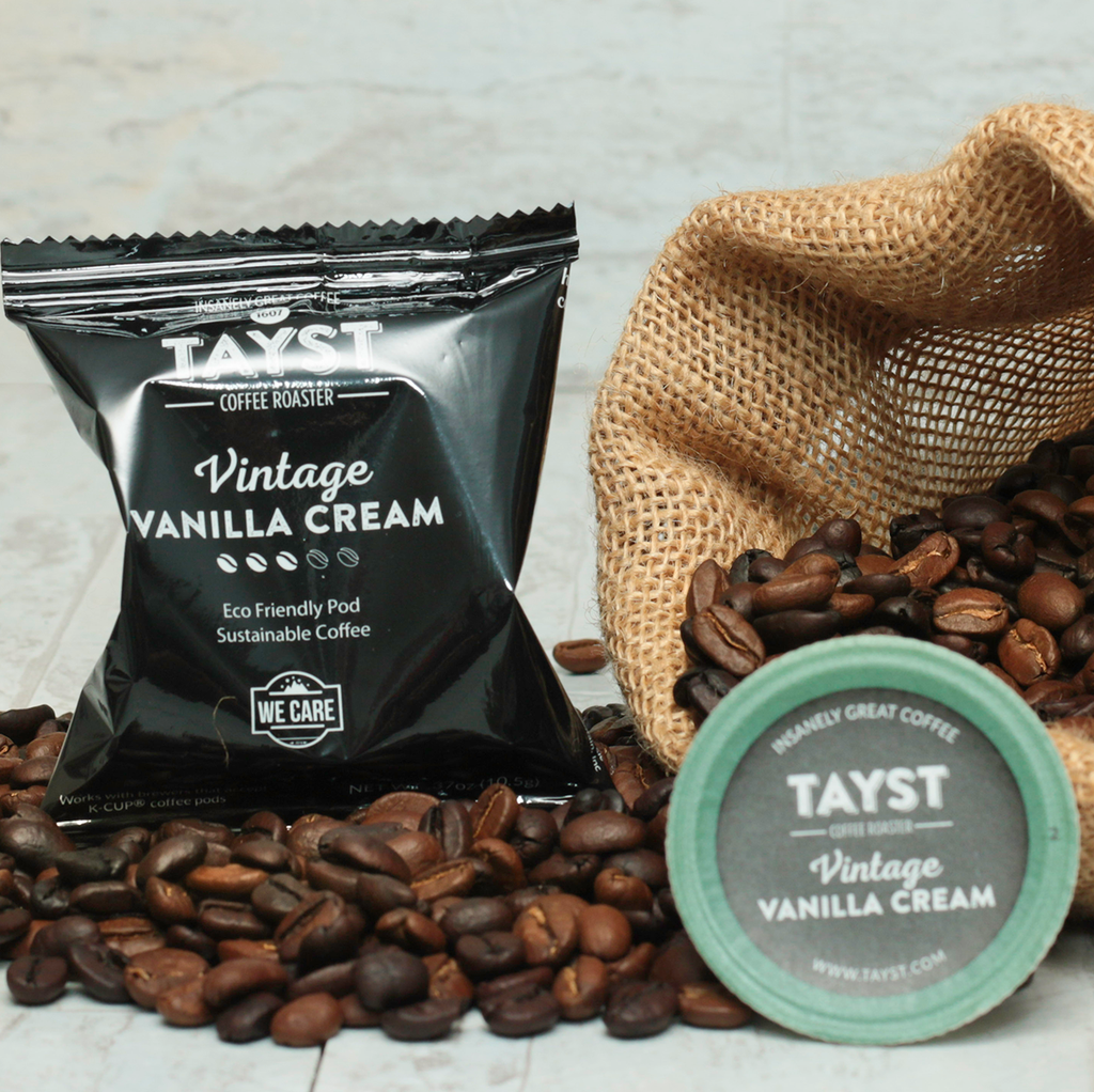 Vintage Vanilla - Compostable Coffee Pod