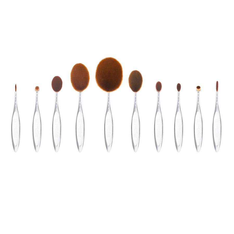Elite Mirror Brush - Set of 10