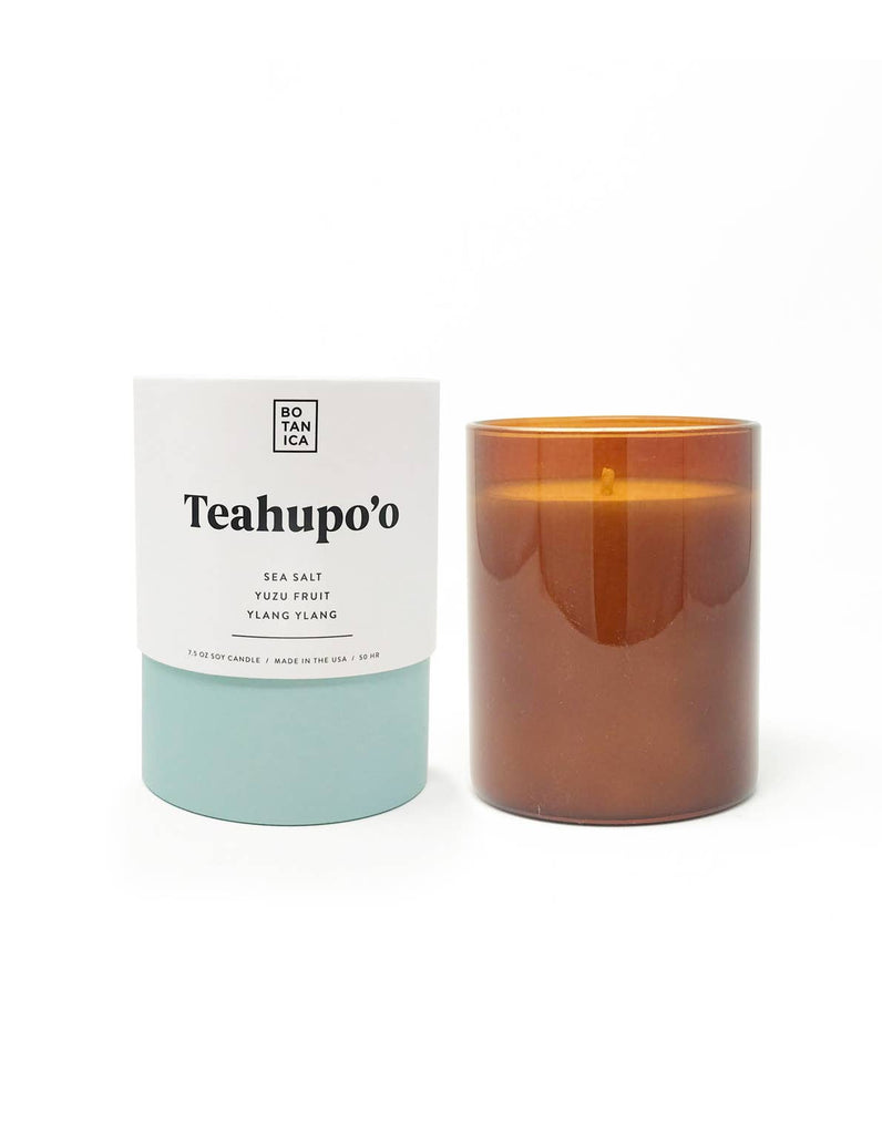 Teahupo'O Medium Candle | 7.5oz