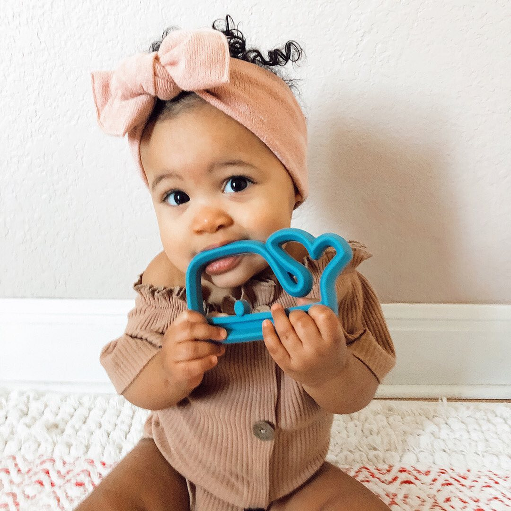 Chew Crew™ Silicone Baby Teethers