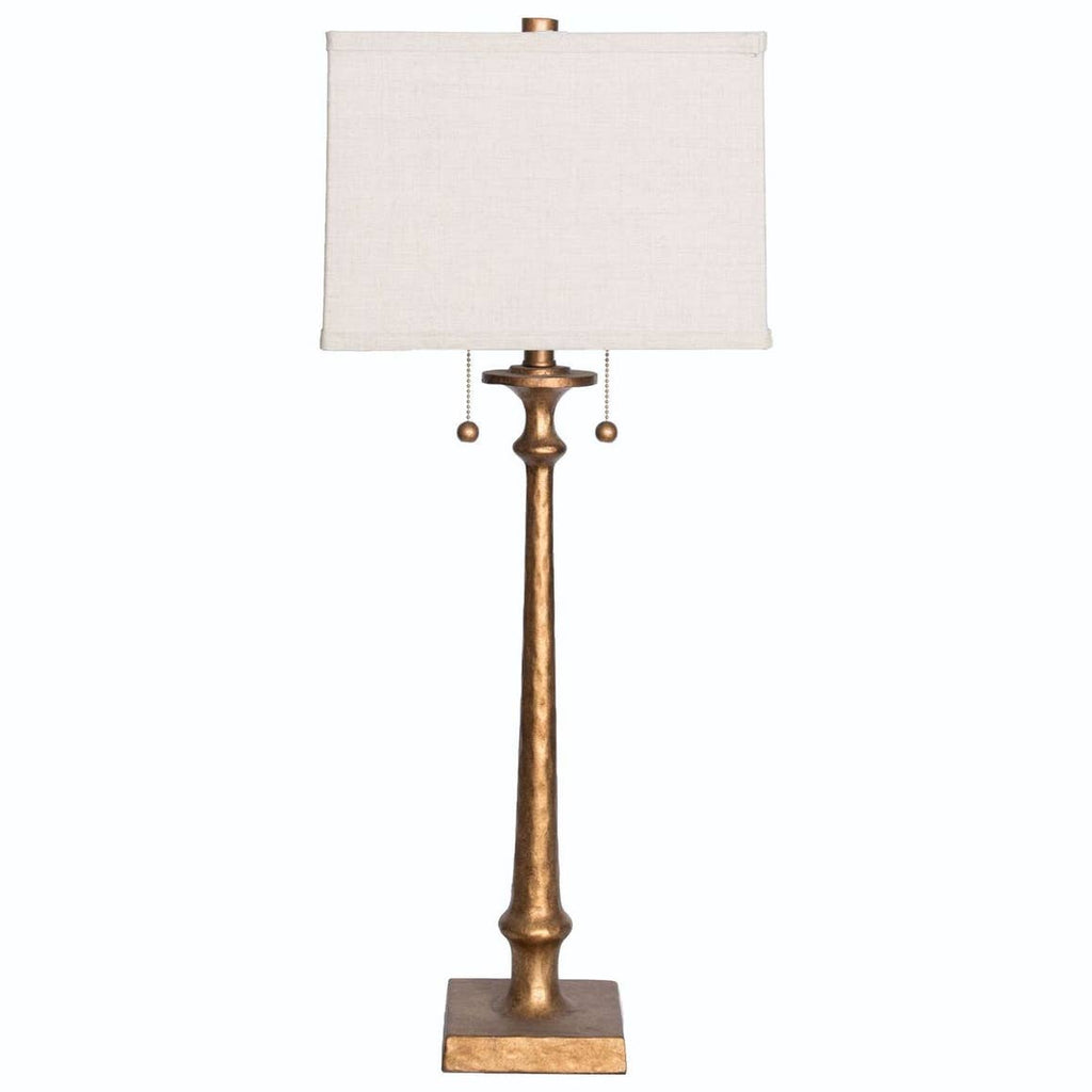 Goldie Twin Pull Table Lamp